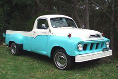 1957 studebaker pickup | 1957 Studebaker Transtar Pickup.