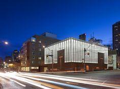 Salvation Army Harbour Light / Diamond Schmitt Architects