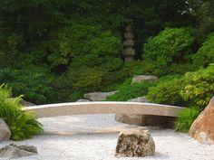 Zen Garden, Museum of Fine Arts, Boston