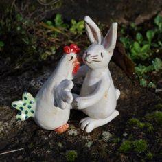 (Oster-) Hasen - Himmlische Keramik