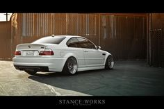 The E46 M3 is the best car ever made.