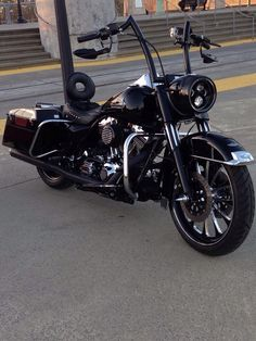Bad ass Road King