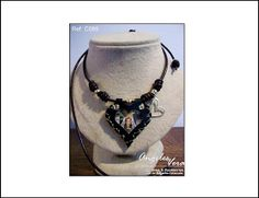 Angeles Vera Bisutería: ESPECIAL ESCAPULARIOS Crochet Necklace, Jewelry, Fashion, Lighten Hair, Religious Jewelry, Moustaches, Necklaces, Accessories, Blue Prints