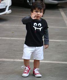 Saif junior...