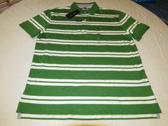 Men's Tommy Hilfiger Polo shirt logo 7871400 Juniper 998 green XL Classic Fit #TommyHilfiger #polo
