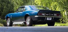 Seeing double: Pair of Yenko Super Camaros to cross the stage at Scottsdale auction