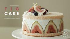 Cupcakes, Cupcake Cakes, Pavlova, Korea Cake, Whipped Cream Cakes, Torte Recepti, Fig Cake, Cake Recipes, Dessert Recipes