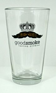 Good Smoke Brewing Co. Brewing Co, Yummy Drinks, Pint Glass, Beer, Smoke, Tableware, Root Beer, Ale, Dinnerware