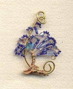 Absolutely beautiful: little tree by demonspryte.deviantart.com on @deviantART