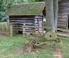 Farm at the Appalachia Museum, Norris, Tennessee