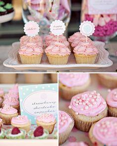 {Sweet Customers} Chloe's Flower Garden First Birthday Party! | The TomKat Studio