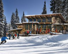 Under construction - The Lookout Lodge at Martis Camp