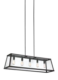 F3073/5ORB,5 - Light Island Chandelier,Oil Rubbed Bronze - island with seating