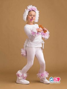 These kids halloween costumes are faster than the lineup at the party store and easier than one of those fancy pumpkin-carving stencils. Easy Homemade Halloween Costumes, Puppy Halloween Costumes, Diy Costumes, Halloween Kids, Costumes For Women, Costume Ideas, Halloween 2017, Dance Costumes, Halloween Crafts