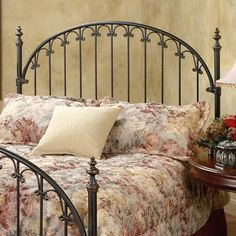 Hillsdale Furniture Kirkwell Brushed Bronze Full/Queen Headboard Only 100393 100722 Full Bed Headboard, Queen Headboard, Headboard And Footboard, Headboards For Beds, Indoor Outdoor Furniture, Hillsdale Furniture, Master Bedroom Makeover, Home Furnishings, Bedroom Furniture