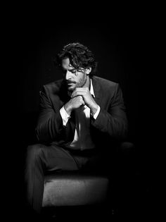Joe Manganiello - Alcid on True Blood Posture Fix, Bad Posture, Joe Maganiello, Joe Manganiello True Blood, Classy Photography, Human Poses Reference, Character Reference, Hottest Guy Ever, Men Photoshoot