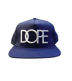 422423fb428 Dope Couture Logo Dodgers snapback