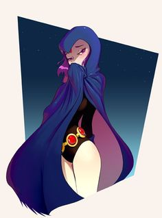 Raven by SanePerson on DeviantArt