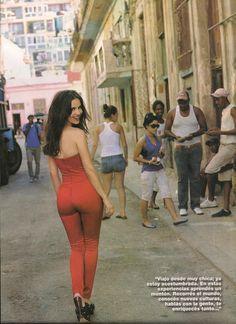 Наталья Орейро в журнале GENTE 1da07ecfabe1