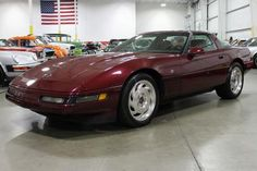 "1993 Chevrolet Corvette ""40th Anniversary Edition"""