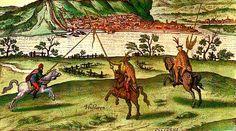 Pojedynek husarów 1595
