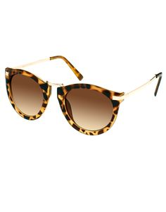 MUST have these ASOS sunnies! They are SO cute & cheap!