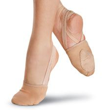 Ideal for multiple styles, the Pirouette II Lyrical Dance Shoe is a reliable accessory for the dance student who wants to try it all.