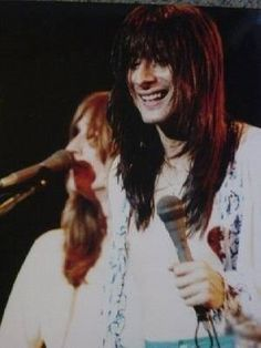 Steve Perry of Journey