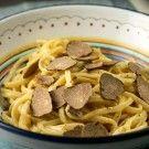 Italian Food Forever » Pasta With White Truffle Carbonara