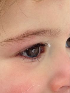 I happened to catch this photo of a snowflake on my daughters eyelash last winter; it wasn't there for long! (iPhone 4)