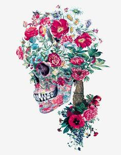 Muerte muy natural!!! Slvh ❤ Hermosa