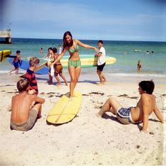Insight :: Launch Party: Miami Surf Archive :: Ocean Drive Magazine