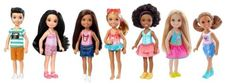 Barbie klub Chelsea-range Dolls Motif-choice Mattel dwj33 Mini Dolls