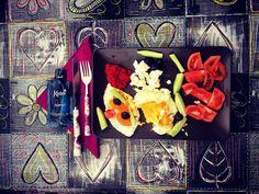 Mornings are starting #Kyani #Sunrise for #health ➡️order online https://saglikligelecek.kyani.net 🍇🍓🍅🍒