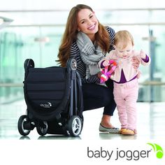 Lightweight, compact and stylish, the City Tour is the newest addition to the Baby Jogger line