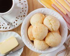 Pao de quejo (pain brésilien au fromage)