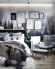 Elegant Home Decor, Home Room Design, Interior, Home Bedroom, Bedroom Interior, Luxurious Bedrooms, House Interior, Bedroom Inspirations, Home Interior Design