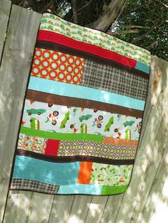 ocd: obsessive crafting disorder: Two more quilts