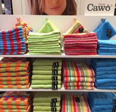 #Bedshop de Duif #Cawö #handdoeken #badjassen en #badmatten verkrijgbaar bij Bedshop de Duif #Haverstraatpassage #Enschede