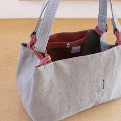 ハコハコトート・その2 須田帆布 - Made in Japanのオリジナル帆布バッグ|商品詳細