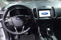 The Ford Edge #carleasing deal | One of the many cars and vans available to lease from www.carlease.uk.com