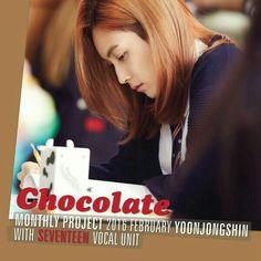 Seventeen Chocolate Jeonghan