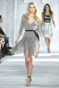 New York Fashion Week Spring 2015 - Diane von Furstenberg Spring 2015