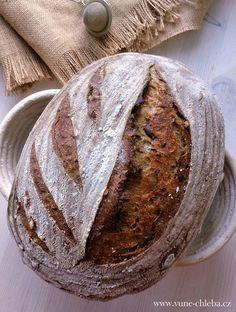 Očelický chléb – Vůně chleba Baked Potato, Food And Drink, Bread, Baking, Ethnic Recipes, Brot, Bakken, Breads, Backen