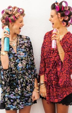 Texas Kimono ~ Talking Tulips | Show Me Your MuMu