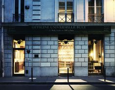 Buly 1803, 6 Rue Bonaparte, 75006 Paris - Old Paris Perfumes &  Luxury