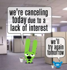 Cancel today...sometimes that is necessary!