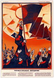 soviet propaganda posters red - Google Search