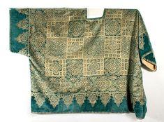 Fortuny stenciled velvet short jacket, ca 1930 [1740] - back by Atelier Sol, via Flickr, originally on VintageTextile.com