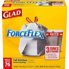 Follow the link and scroll down to request a FREE Yellow Glad ForceFlex Bag! More info on the next page.